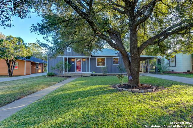 554 Hermine Blvd, San Antonio, TX 78212 (MLS #1350213) :: Berkshire Hathaway HomeServices Don Johnson, REALTORS®
