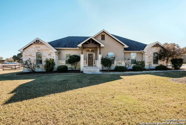 124 Copper Ridge Dr, La Vernia, TX 78121 (MLS #1350246) :: Alexis Weigand Real Estate Group
