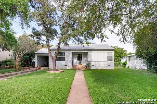 811 Lee Hall, San Antonio, TX 78212 (MLS #1350287) :: Tom White Group