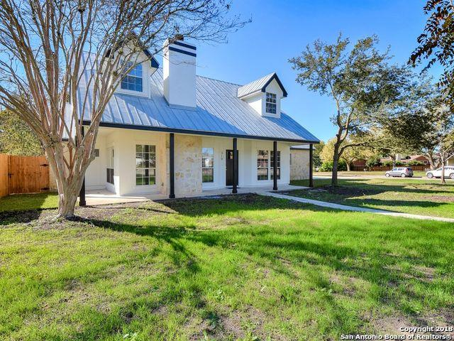319 Chaparral Creek Dr, Boerne, TX 78006 (MLS #1350362) :: Tom White Group