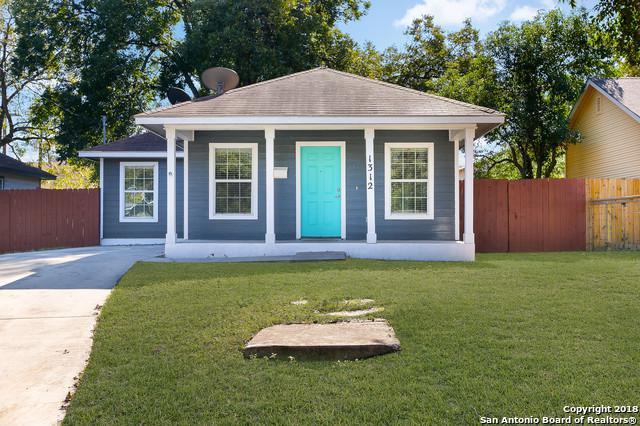1312 Dawson St, San Antonio, TX 78202 (MLS #1350464) :: ForSaleSanAntonioHomes.com