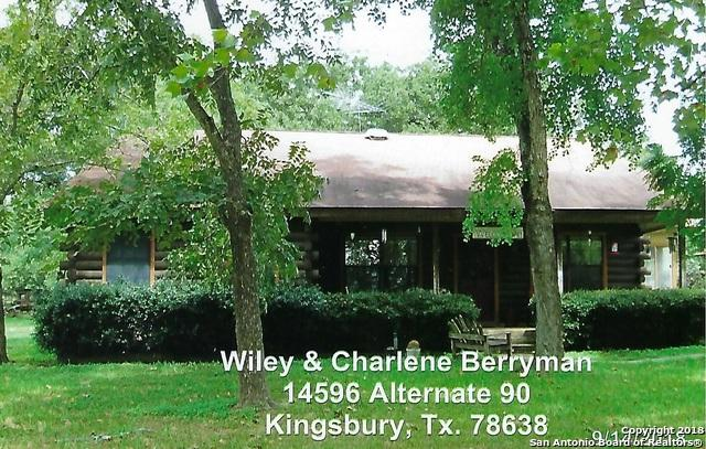 14596 Alternate 90, Kingsbury, TX 78638 (MLS #1350526) :: Neal & Neal Team