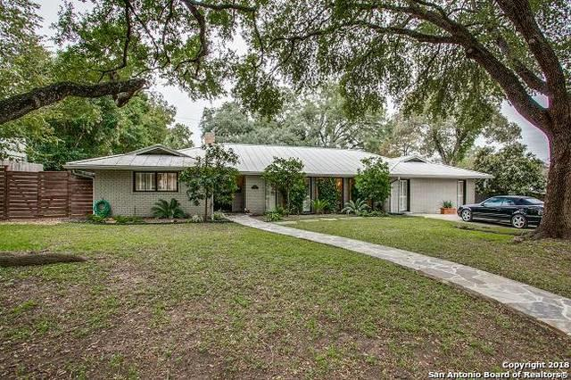 804 Eventide Dr, Terrell Hills, TX 78209 (MLS #1350552) :: Tom White Group