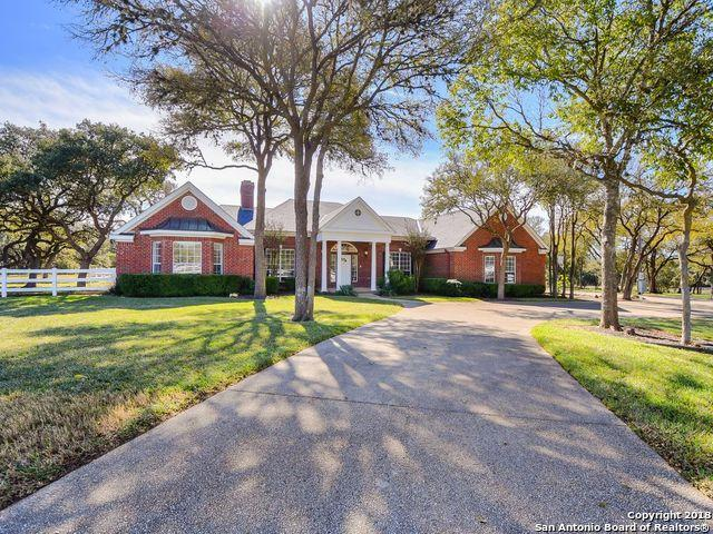 7820 Silver Spur Trail, Fair Oaks Ranch, TX 78015 (MLS #1350573) :: NewHomePrograms.com LLC