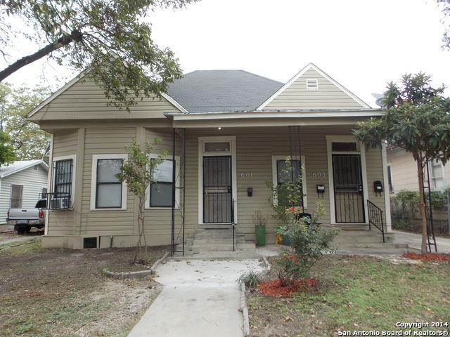 603 Devine St #601, San Antonio, TX 78210 (MLS #1350595) :: Tom White Group