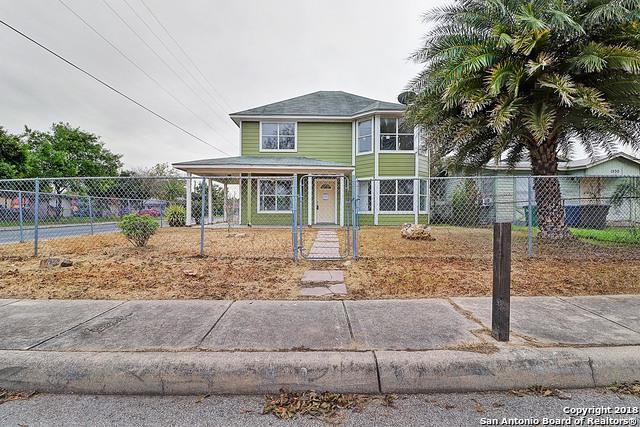 1534 San Rafael St, San Antonio, TX 78214 (MLS #1350662) :: Alexis Weigand Real Estate Group