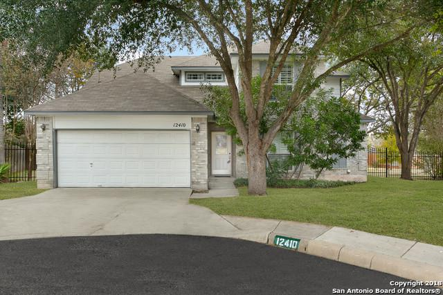 12410 Canyon Court Dr, San Antonio, TX 78247 (MLS #1350685) :: Alexis Weigand Real Estate Group