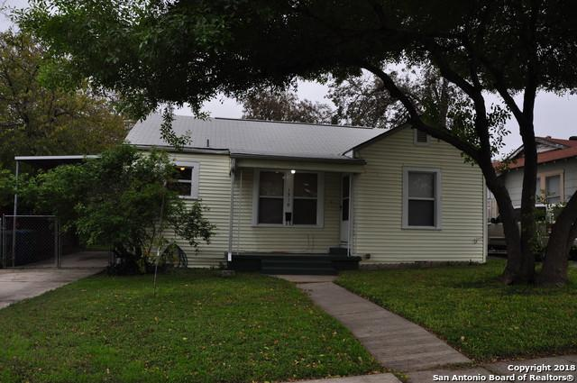 1318 W Rosewood Ave, San Antonio, TX 78201 (MLS #1350715) :: Alexis Weigand Real Estate Group