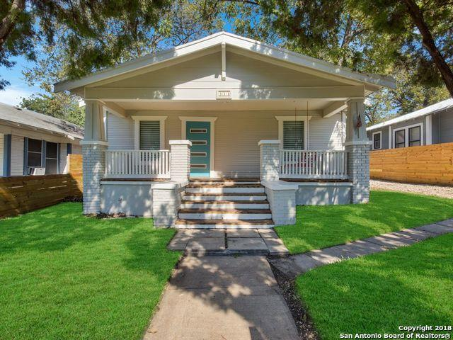333 University Ave, San Antonio, TX 78201 (MLS #1350752) :: Alexis Weigand Real Estate Group