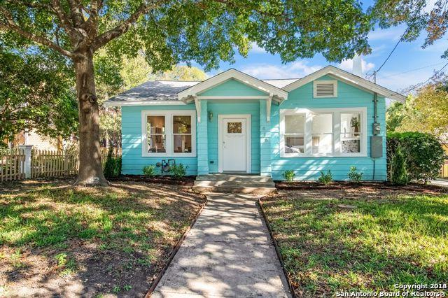 418 Kings Ct, San Antonio, TX 78212 (MLS #1350766) :: Exquisite Properties, LLC