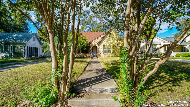 243 North Dr, San Antonio, TX 78201 (MLS #1350804) :: Exquisite Properties, LLC