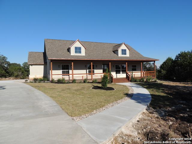 345 Warbler Dr, Spring Branch, TX 78070 (MLS #1350826) :: Alexis Weigand Real Estate Group