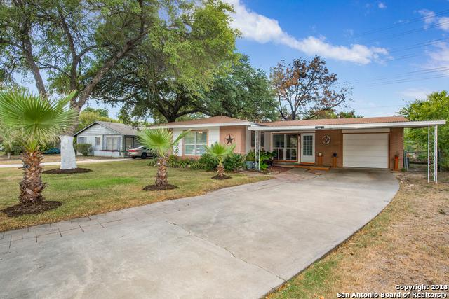 227 Salisbury Dr, San Antonio, TX 78217 (MLS #1350840) :: Alexis Weigand Real Estate Group