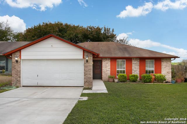 3453 Cliffside Dr, Schertz, TX 78108 (MLS #1350849) :: Alexis Weigand Real Estate Group