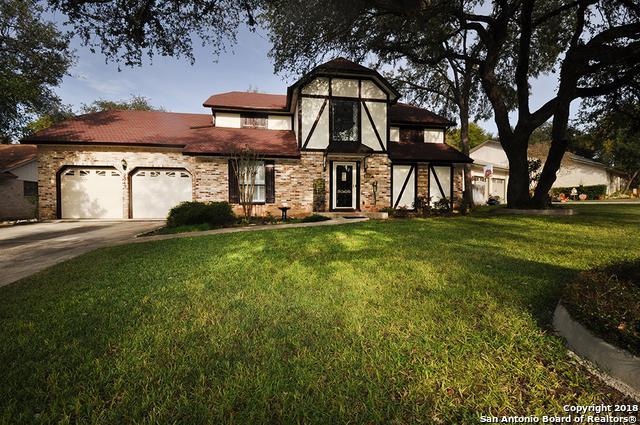 2319 Quail Hollow St, San Antonio, TX 78232 (MLS #1350871) :: Alexis Weigand Real Estate Group