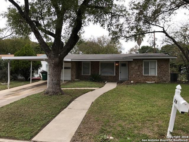 367 Ashland Dr, San Antonio, TX 78218 (MLS #1350975) :: Alexis Weigand Real Estate Group