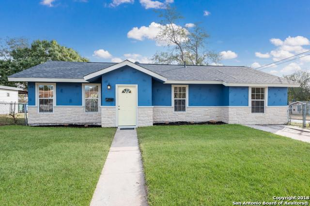 302 Harcourt Ave, San Antonio, TX 78223 (MLS #1350990) :: Alexis Weigand Real Estate Group
