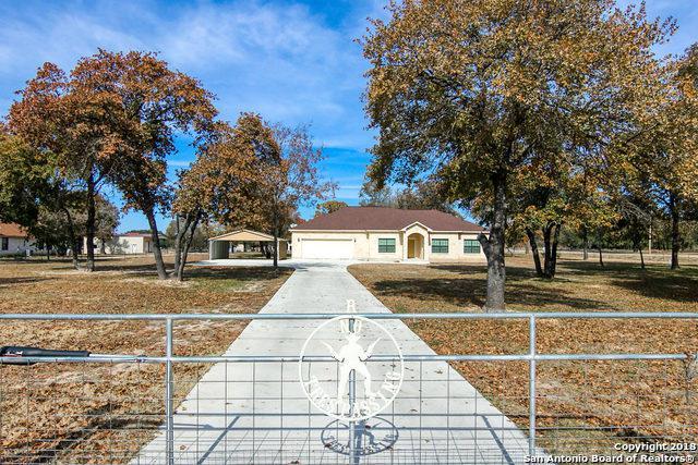 116 County Road 6868 W, Natalia, TX 78059 (MLS #1351002) :: Tom White Group