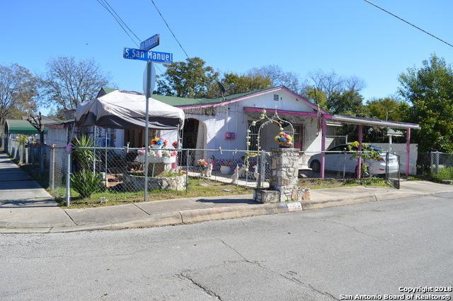 502 S San Manuel St, San Antonio, TX 78237 (MLS #1351093) :: Neal & Neal Team