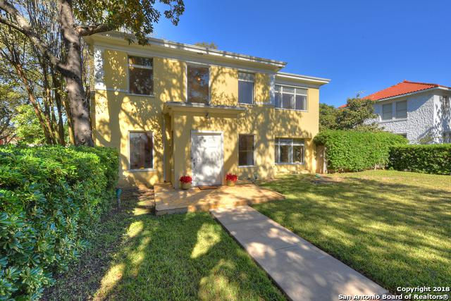 315 W Summit Ave, San Antonio, TX 78212 (MLS #1351101) :: Exquisite Properties, LLC