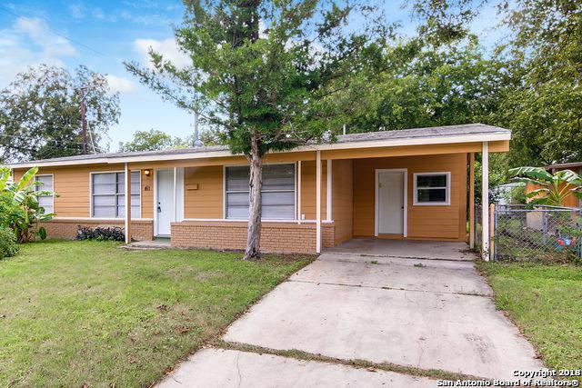 411 Wonder Pkwy, San Antonio, TX 78213 (MLS #1351128) :: Alexis Weigand Real Estate Group