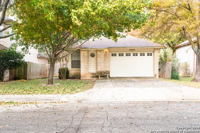 12015 Stoney Smt, San Antonio, TX 78247 (MLS #1351254) :: Alexis Weigand Real Estate Group