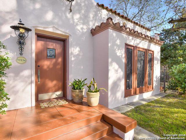243 E Rosewood Ave, San Antonio, TX 78212 (MLS #1351514) :: Exquisite Properties, LLC