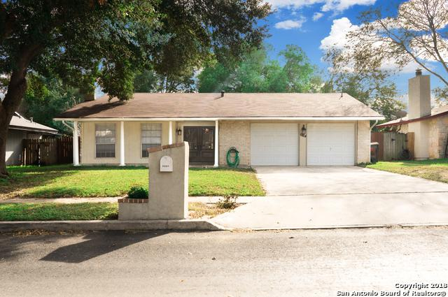 6814 Whitland, San Antonio, TX 78239 (MLS #1351630) :: The Castillo Group