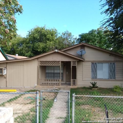707 Briggs Ave, San Antonio, TX 78211 (MLS #1351703) :: BHGRE HomeCity
