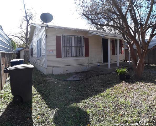 142 Amor Ln, San Antonio, TX 78207 (MLS #1351741) :: Alexis Weigand Real Estate Group