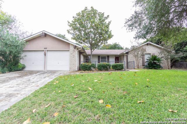 1615 Alice Hill, San Antonio, TX 78232 (MLS #1351749) :: Alexis Weigand Real Estate Group