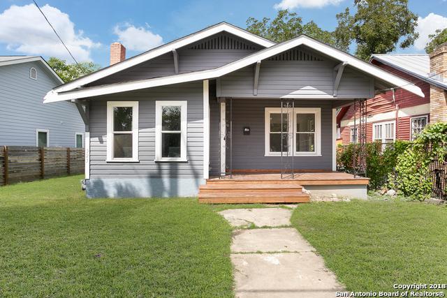 323 Burleson, San Antonio, TX 78202 (MLS #1351823) :: Alexis Weigand Real Estate Group