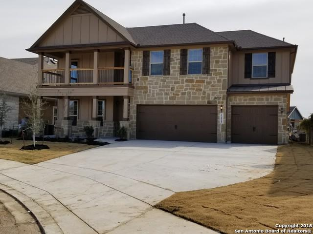 12028 Garden Shoot, Schertz, TX 78154 (MLS #1351911) :: Alexis Weigand Real Estate Group