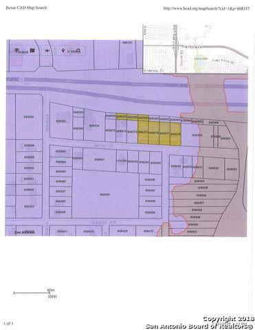 000 Natho St, San Antonio, TX 78222 (MLS #1351948) :: Alexis Weigand Real Estate Group
