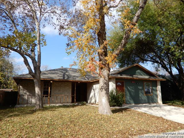 8113 Forest Bow, Live Oak, TX 78233 (MLS #1352022) :: Alexis Weigand Real Estate Group