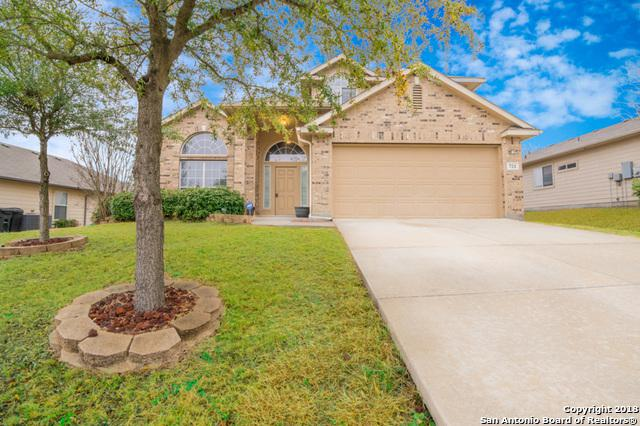 721 Fountain Gate, Schertz, TX 78154 (MLS #1352178) :: Alexis Weigand Real Estate Group