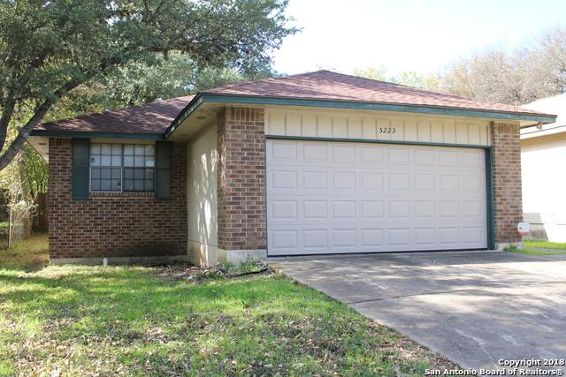 5223 Misty Cove, San Antonio, TX 78250 (MLS #1352204) :: Alexis Weigand Real Estate Group