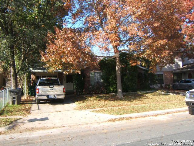 3027 Woodsage Dr, San Antonio, TX 78224 (MLS #1352370) :: Alexis Weigand Real Estate Group