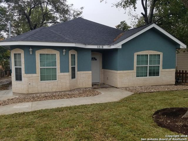 1018 Greer St, San Antonio, TX 78210 (MLS #1352388) :: NewHomePrograms.com LLC