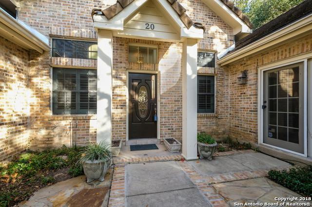 20 Granburg Circle, San Antonio, TX 78218 (MLS #1352487) :: ForSaleSanAntonioHomes.com