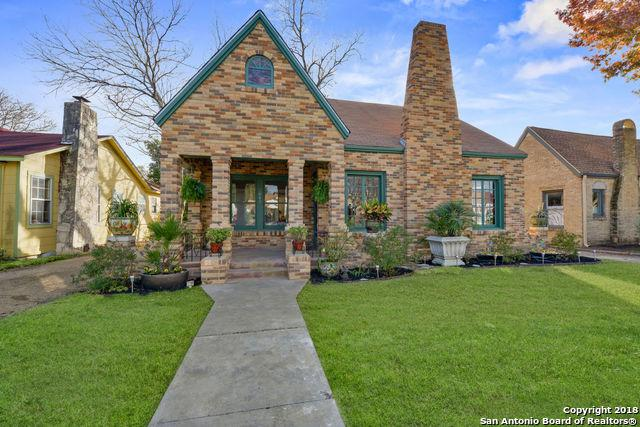 2042 W Kings Hwy, San Antonio, TX 78201 (MLS #1352540) :: Exquisite Properties, LLC