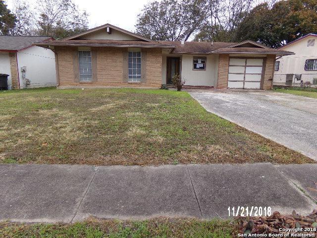 6006 Highfield Street, San Antonio, TX 78238 (MLS #1352688) :: Alexis Weigand Real Estate Group