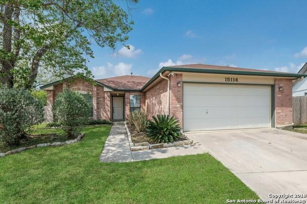 15114 Spring Bluff, San Antonio, TX 78247 (MLS #1352723) :: Alexis Weigand Real Estate Group