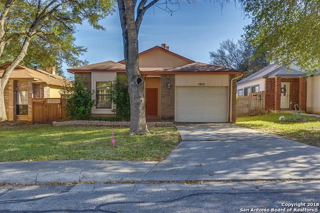 5870 Spring Green, San Antonio, TX 78247 (MLS #1352739) :: Alexis Weigand Real Estate Group