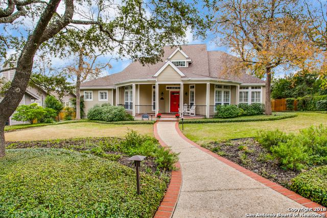 134 Albany St, Alamo Heights, TX 78209 (MLS #1352778) :: Exquisite Properties, LLC