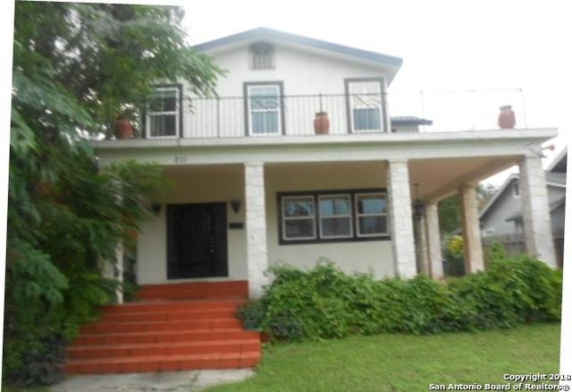 211 E Huisache Ave, San Antonio, TX 78212 (MLS #1352817) :: Exquisite Properties, LLC