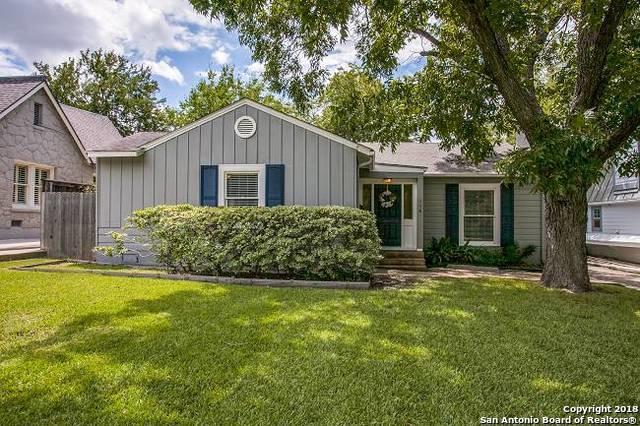 116 Charles Rd, Terrell Hills, TX 78209 (MLS #1352888) :: The Castillo Group