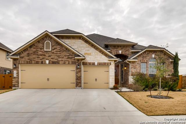 3806 Lariat Way, Bulverde, TX 78163 (MLS #1352914) :: Magnolia Realty