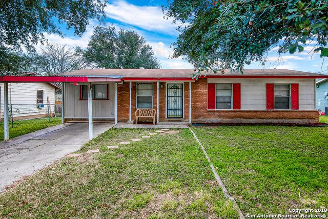 419 Lanier Blvd, San Antonio, TX 78221 (MLS #1352934) :: Alexis Weigand Real Estate Group