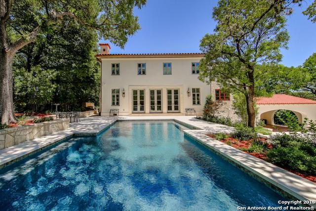 145 Devine Rd, Olmos Park, TX 78212 (MLS #1353034) :: The Castillo Group